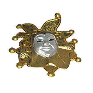 Maschera da decoro maxi Jolly