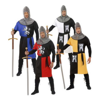 Costume Guerriero Medievale