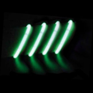 Braccialetti luminosi verdi