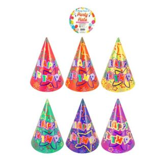 Cappellini Happy Birthday conf. 12 pezzi