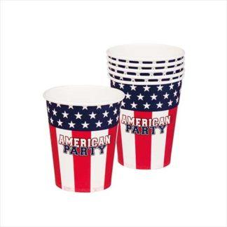 Bicchieri American Party 6 pezzi