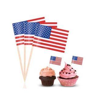 Stecchini American Party 24 pezzi