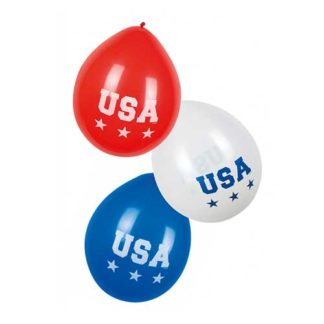 Palloncini American Party 6 pezzi