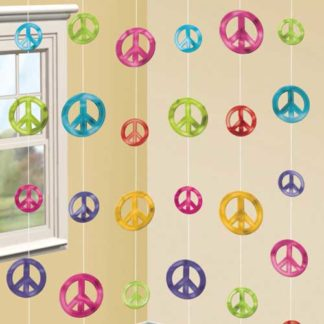 Cascate Peace mt 2,10 set da 6 pezzi