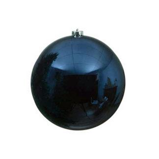 Palla di Natale mm 200 Night blue
