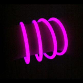 Braccialetti luminosi rosa