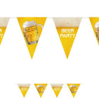 Bandierine Beer Party maxi pvc mt 6