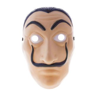 Maschera Salvador Dalì