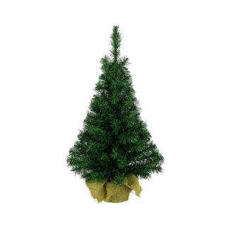Alberino di Natale in pino cm 60
