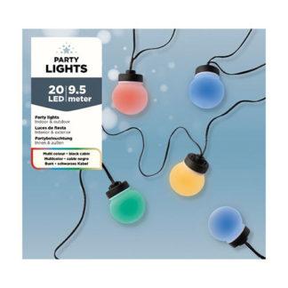 Filare 20 luci led mt. 9,50