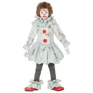 Costume stile IT clown assassino