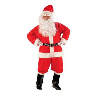 Costume Babbo Natale super Lusso tg. 52/54