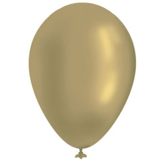 Palloncini metallizzati oro 12 pezzi