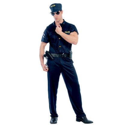 Costume Poliziotto tg. 48/50