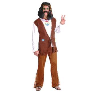 Costume Hippie uomo tg. 52/54