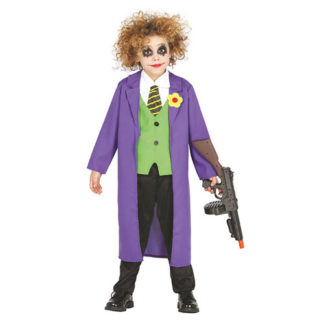 Costume stile Joker 10 - 12 anni