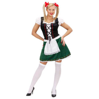 Costume bavarese donna tg. 42/44