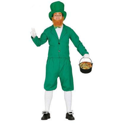 Costume folletto Leprecauno tg. 48/50