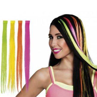 Extension per capelli colori neon