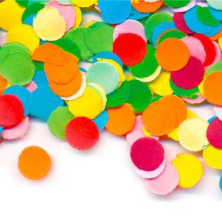 Coriandoli Multicolor in confezione da kg. 1