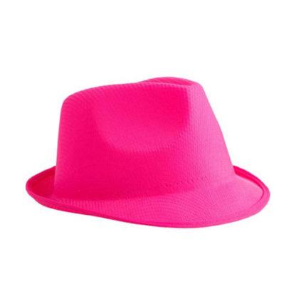 Cappello gangster Fucsia Neon