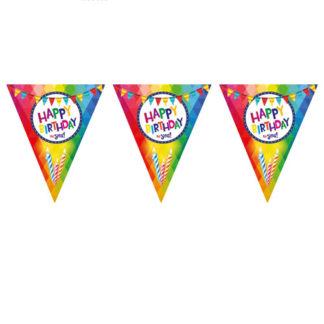 BANDIERINE PVC HAPPY BIRTHDAY MT. 5