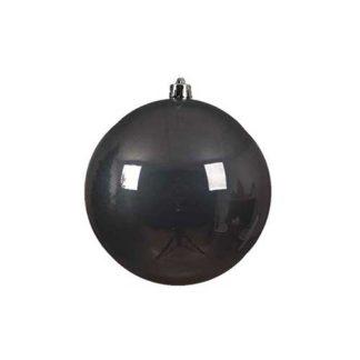 Palla di Natale mm 140 Stone Grey