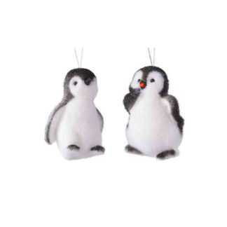 Pinguino cm. 9