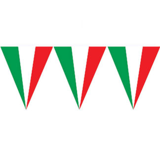 Bandierine Italia PVC mt. 5