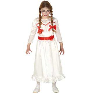 Costume stile Annabelle la bambola assassina