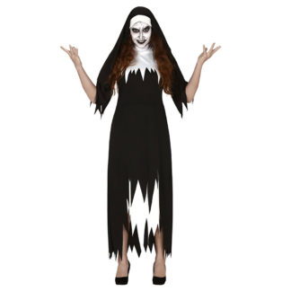 Costume Suora Horror stile The Nun