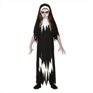 Costume Suora Horror stile The Nun 10 - 12 anni