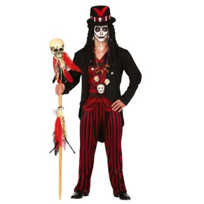 Costume stregone Voodoo