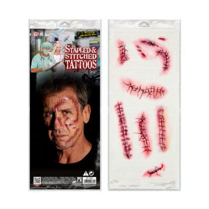 Set 10 Tattoo Punti e Suture