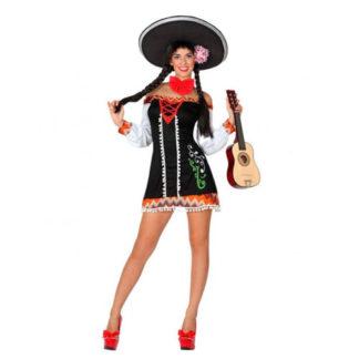 Costume Messico Donna tg. 40/42