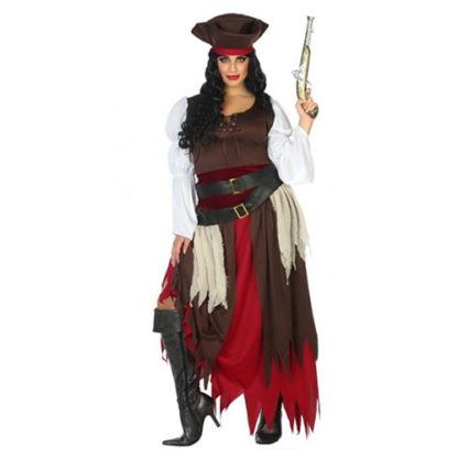 Costume Pirata donna tg. 48/50