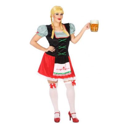 Costume bavarese donna tg. 48/50