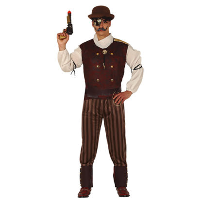 Costume Steampunk uomo tg. 52/54