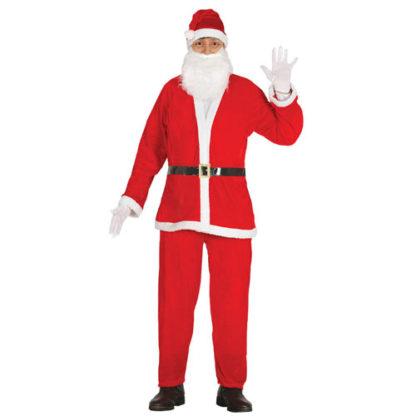 Costume Babbo Natale standard tg. 52/54