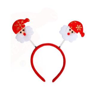 Cerchietto Babbo di Natale