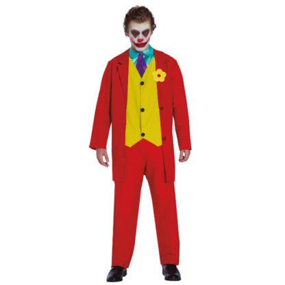 Costume stile Joker Tg. 52/54