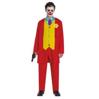 Costume stile Joker 14/16 anni