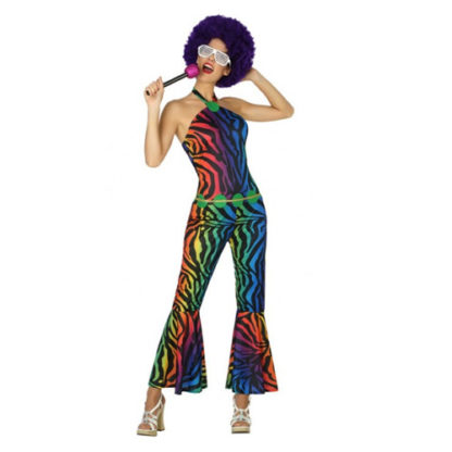 Costume Disco Girl tg.40/42