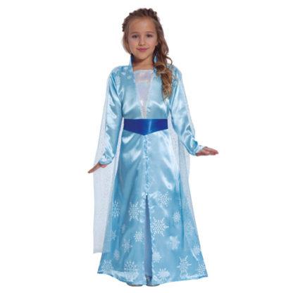 Costume Principessa stile Frozen