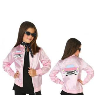 Giubbotto stile Pink Lady 10/12 anni