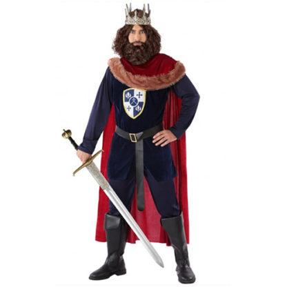 Costume Re Medioevale Tg. 52/54