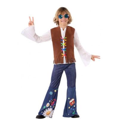 Costume Hippie Bimbo