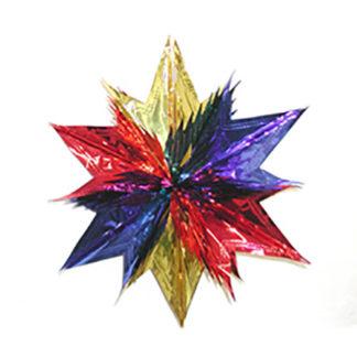 Stella 3D multicolor cm 60