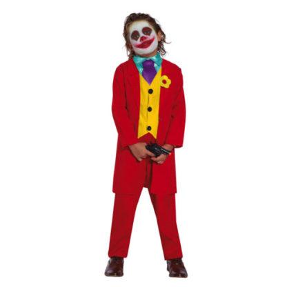 Costume stile Joker Bimbo