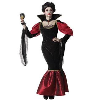 Costume vampiro donna tg. 48/50